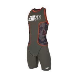 Zerod strój triathlonowy męski RACER Camo