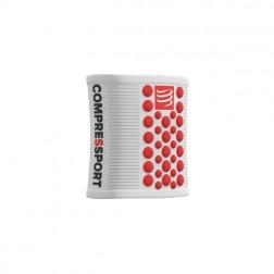 Compressport Sweat Band White/Red