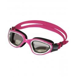 HUUB okulary do pływania Aphotic Photochromatic róż