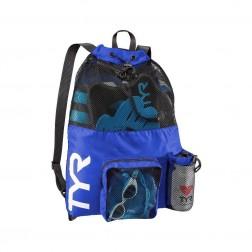 TYR plecak/worek treningowy Big Mesh Mummy Bag III fiolet