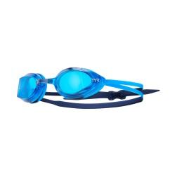 TYR okulary pływackie Edge-X Racing blue/navy