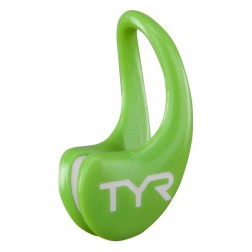 TYR zacisk na nos Ergo Swimclip green