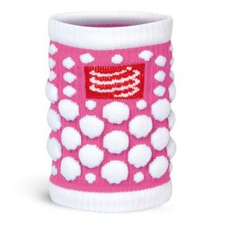 Compressport Sweat Band Fluo Pink