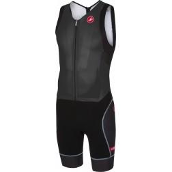 Castelli strój triathlonowy Free Sanremo black
