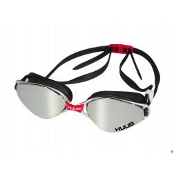 HUUB Altair okularki pływackie, wymienne szkła