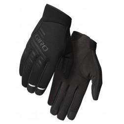 Rękawiczki zimowe GIRO CASCADE długi palec black
