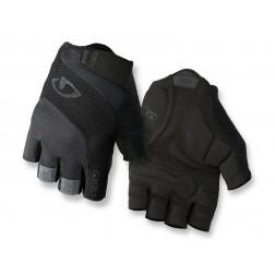 Rękawiczki męskie GIRO BRAVO GEL krótki palec black