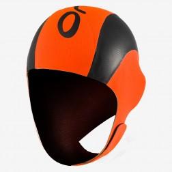 Orca czepek neoprenowy pomarańczowy