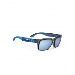 Okulary Rudy Project SPINHAWK SLIM NEO CAMO CRYSTAL BLUE - MULTILASER ICE