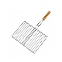 Ruszt do grilowania z drewnianą rękojeścią Campingaz 35X25CM