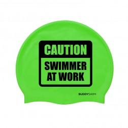 Buddyswim czepek CSW zielony