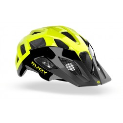 Kask Rudy Project CROSSWAY BLACK/YELLOW FLUO SHINY []