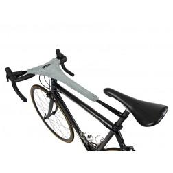 Osłona przeciwpotowa na rower BLACKBURN SWEAT NET szara (DWZ)