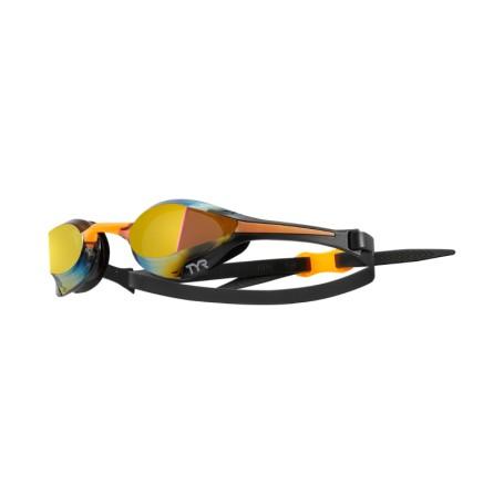 TYR okularki TRACER-X RACING NANO MIRRORED BOLD/BLACK