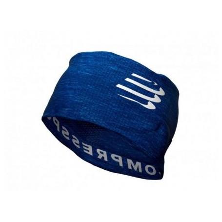 Compressport 3D Thermo Ultralight HeadTube   BLUE MELANGE