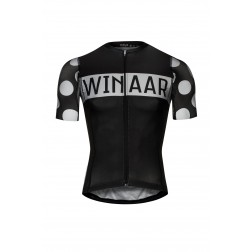Winaar koszulka rowerowa czarna K/R