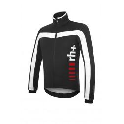 Zero RH+ kurtka kolarska Logo Evo Jacket black-white